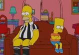 Сцена из фильма Симпсоны / The Simpsons (1989) Симпсоны сцена 6