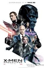 Люди Икс: Апокалипсис: Дополнительные материалы / X-Men: Apocalypse: Bonuces (2016)