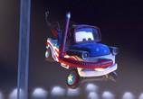 Сцена из фильма Мультачки: Байки Мэтра / Pixar Cars: Mater's Tall Tales (2008) Тачки: Байки Мэтра сцена 4