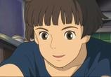 Сцена из фильма Рыбка Поньо на утесе / Gake no Ue no Ponyo (2008)