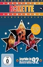 Roxette - Joyride In Australia 92