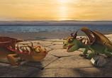 Сцена из фильма Как приручить дракона / How to Train Your Dragon (2010)