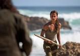 Сцена из фильма Tomb Raider: Лара Крофт / Tomb Raider (2018)
