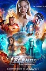 Легенды завтрашнего дня / DC's Legends of Tomorrow (2016)