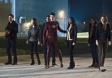 Сцена из фильма Флэш / The Flash (2014)