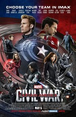 Первый Мститель: Противостояние: Бонусы / Captain America: Civil War: Bonuces (2016)