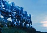Сцена из фильма Железная схватка / Robot Overlords (2014) Железная схватка сцена 9