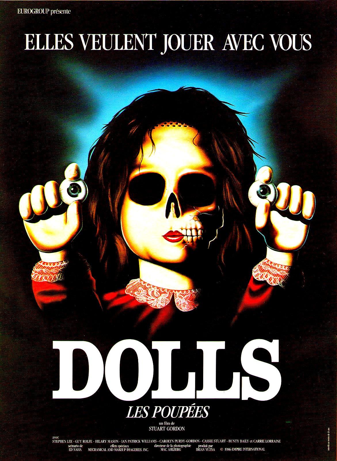 Куклы (1987) смотреть онлайн или скачать фильм через торрент.
