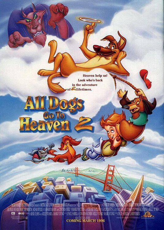 Все псы попадают в рай 2 » vipzal. Net фильмы онлайн, сериалы.