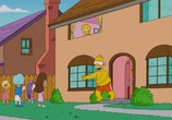 Сцена из фильма Симпсоны / The Simpsons (1989) Симпсоны сцена 21