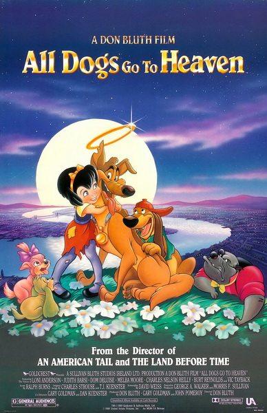 Все псы попадают в рай 2 (1996) смотреть онлайн или скачать.